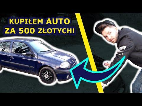 KUPIŁEM AUTO ZA 500 ZŁ - Tanie Daily