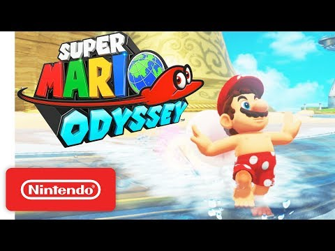 Super Mario Odyssey Trailer – A CAPtivating Adventure! – Nintendo Switch