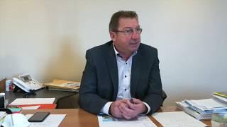 Confinement J16. Le point  sur la situation à Cayeux-sur-Mer avec le maire, Jean Paul Lecomte