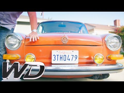 Restoring A Lowered VW Fastback Back To Its Original Height | NEW Wheeler Dealers