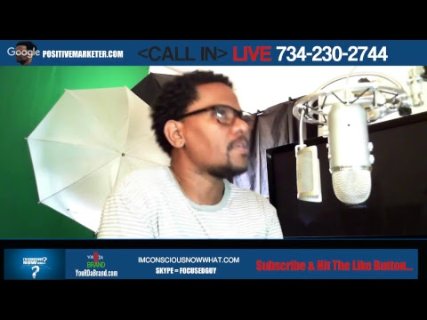 Conscious Chatter Call In Live Check In 734-230-2744