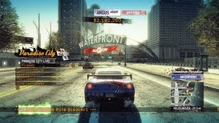 How to play Burnout Paradise The Ultimate Box Online