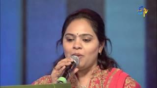 Manmadha Manmadha Song | Mallikarjun,Gopikaa Purnima Performance | Super Masti |Kurnool|5th Feb 2017