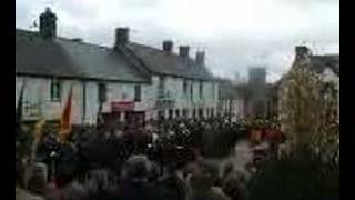 Llantwit Major remembrance sunday 2007