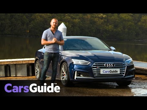 Audi S5 Coupe 2017 review | first drive video