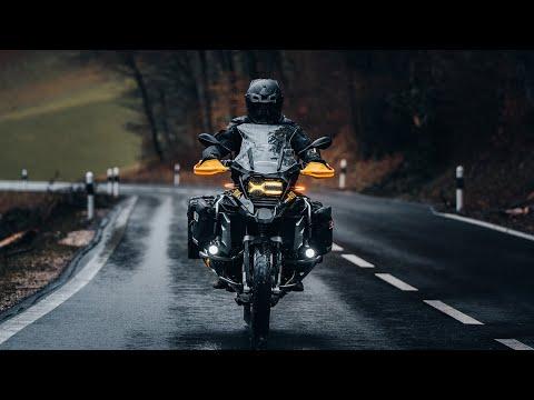 2021 R1250 GS Adventure - First Ride