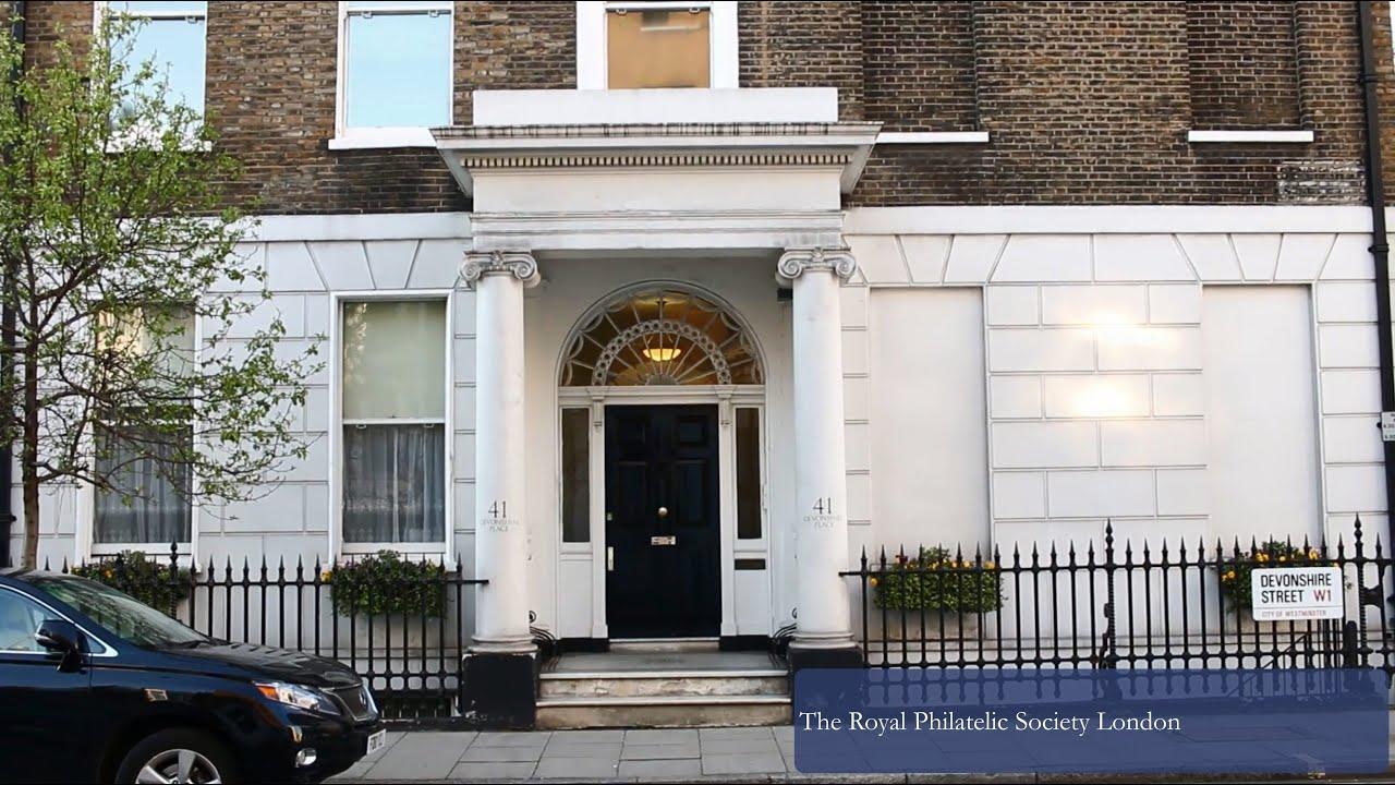 The Royal Philatelic Society London