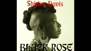 "Shirley Davis & The SilverBacks ""Black Rose"" (single)"