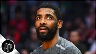 Anonymous Celtic says Kyrie is 'hard to play with' and 'it's all about him' - report | The Jump
