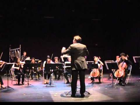 ENSEMBLE LINEA AND TIMF - YOUNGHI PAHG-PAAN -  TARYONG II.MPG