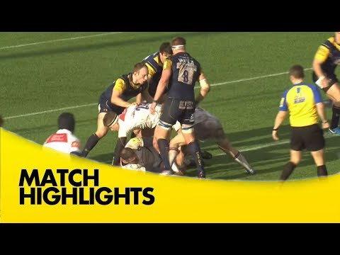 Worcester Warriors v Leicester Tigers - Aviva Premiership Rugby 2017-18