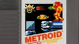 Classic Game Room - METROID review for NES