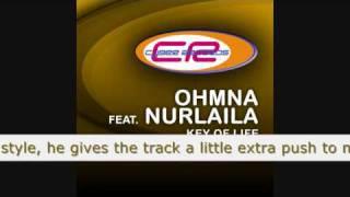 Ohmna feat. Nurlaila -  Key Of Life (Original Mix)