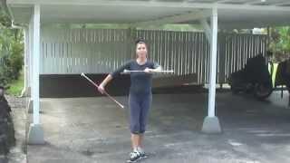 Annetta Lucero - Lucero L.I.F.E. - 2 Baton Progression Series