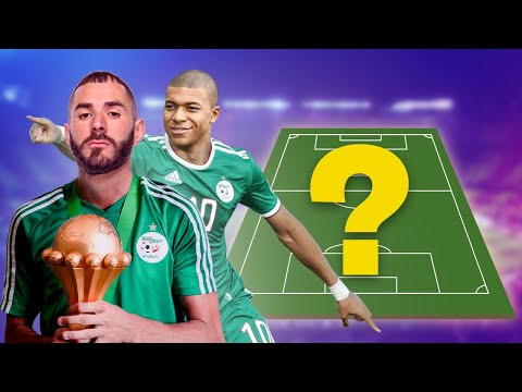 The Incredible XI Algeria Could Have With All These Dual Nationality Players | Oh My Goal