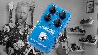 TC Electronic Flashback 2 - Settings playthrough