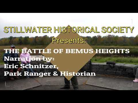 The 2nd Battle At Saratoga - The Battle Of Bemus Heights