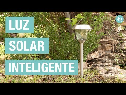 luces-solares-inteligentes-de-luxform-para-el-jardín-💡