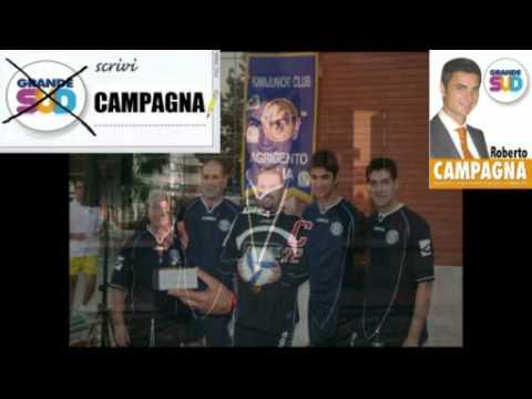 Spot elettorale Roberto Campagna - Agrigento www.laltraagrigento.it