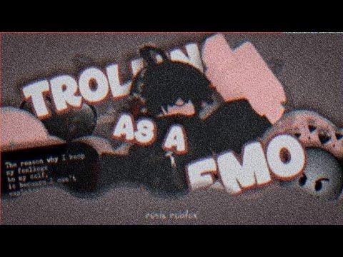Trolling As A Emo On Meepcity