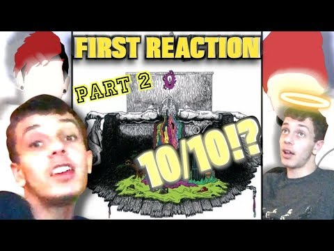 First Reaction to MOOORRE Twenty One Pilots - Twenty One Pilots (self titled) Part 2 + Review