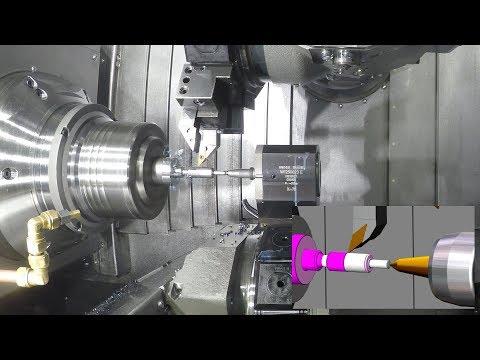 Re-Up: MILL TURN - INDEX G200_Eureka Virtual Machining