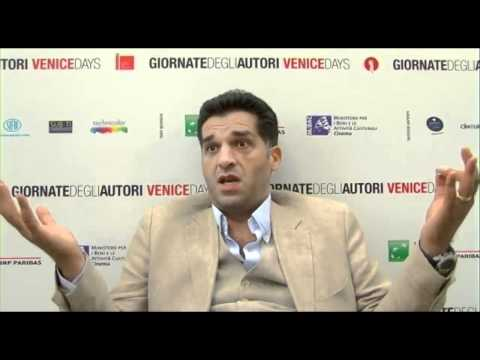 "Danis Tanovic, director of ""Circus Columbia"" - Venice Days 2010"