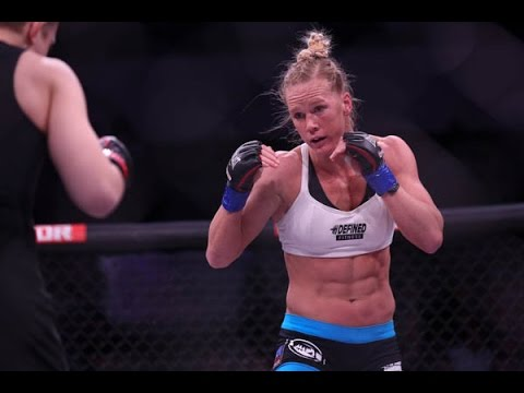Furious Women's MMA | Holly Holm vs Katie Merrill