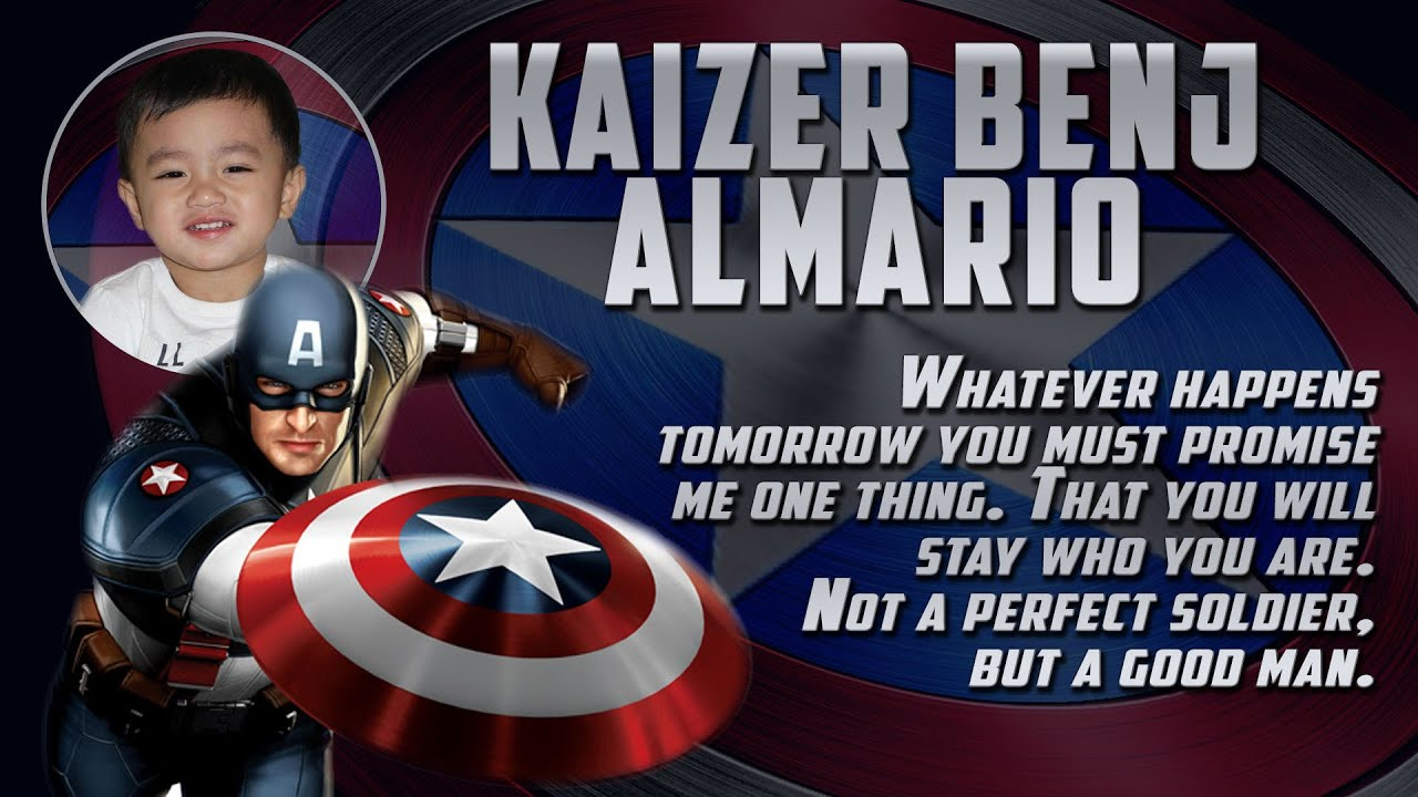 kaizer 39 s 2nd birthday party captain america theme youtube. Black Bedroom Furniture Sets. Home Design Ideas