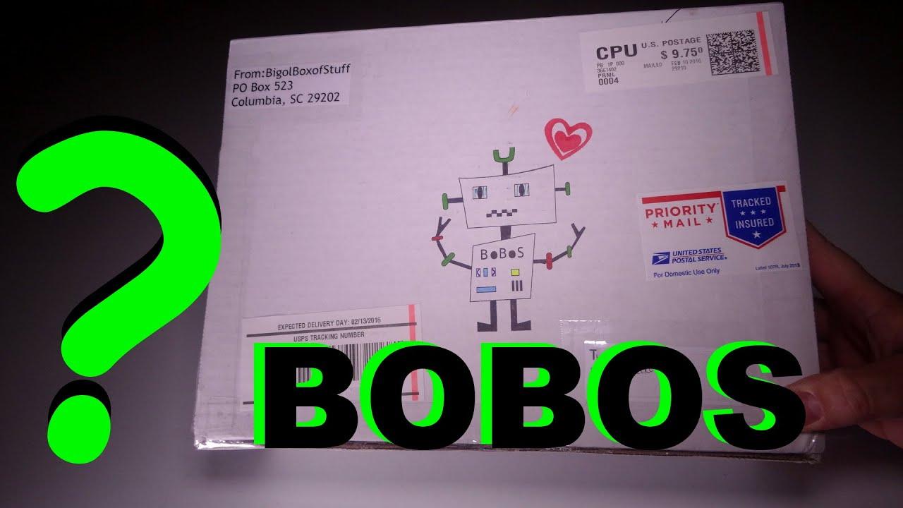 BoBoS - Big Ol Box of Stuff Box 4 of 6 + 2200 Subscriber giveaway ...