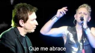 DEPECHE MODE   Somebody with Alan Wilder - Subtitulado