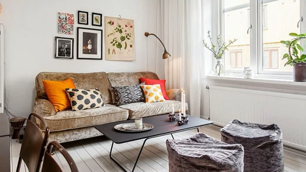 Interior design retro scandinavian style mix youtube for Interior design