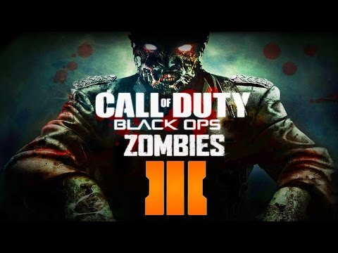 Call Of Duty: Black Ops 3 Zombies/Multiplayer