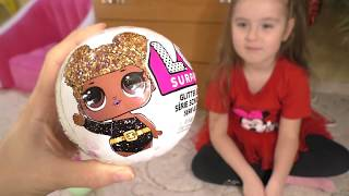 LOL dolls ORIGINAL Toys LOL dolls LOL Dolls Videos for children Balls with Dolls
