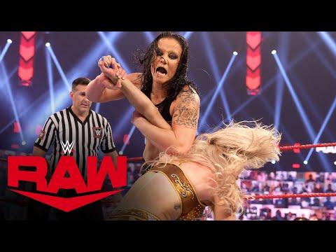 Charlotte Flair vs. Shayna Baszler: Raw, Mar. 1, 2021