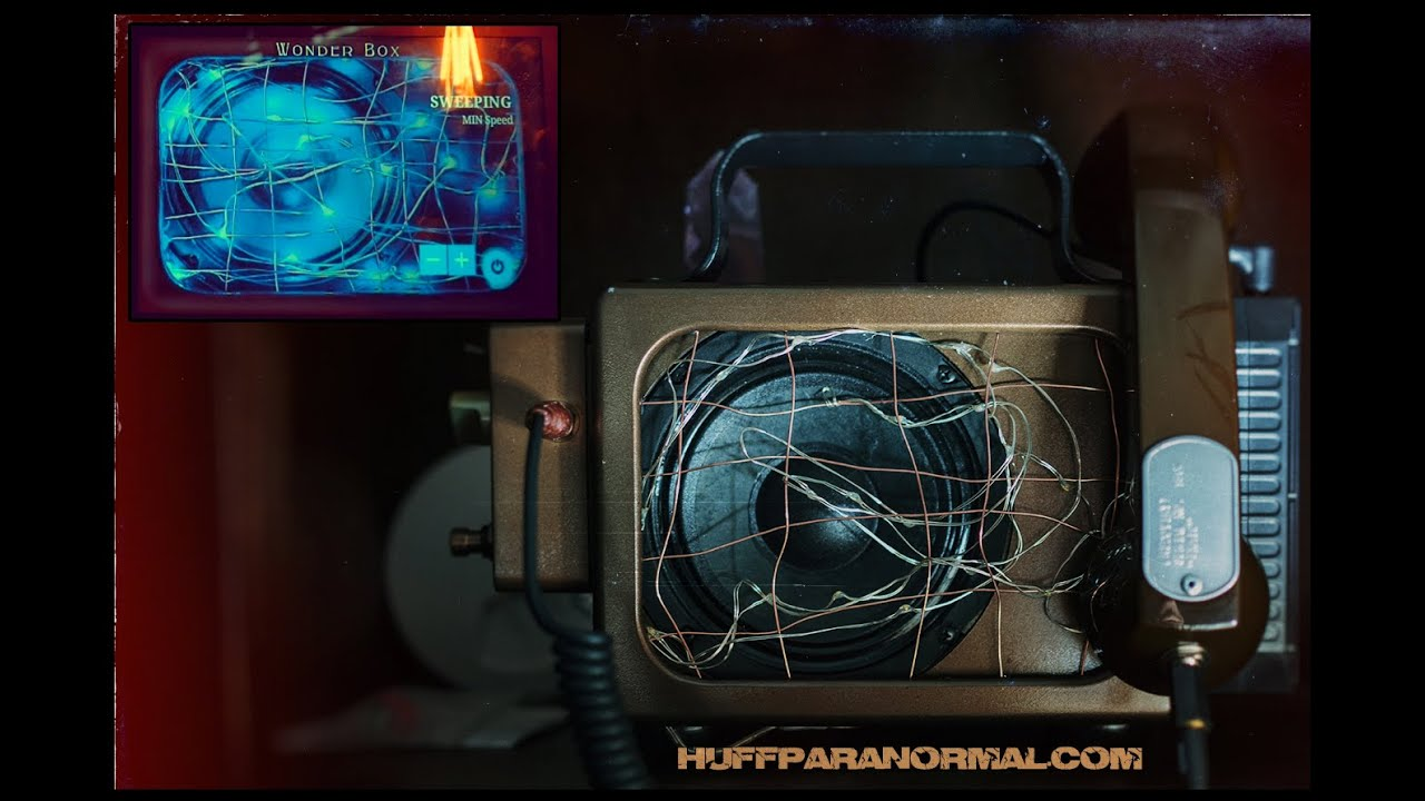 Introducing the Portal App  It's FREE  | Huff Paranormal