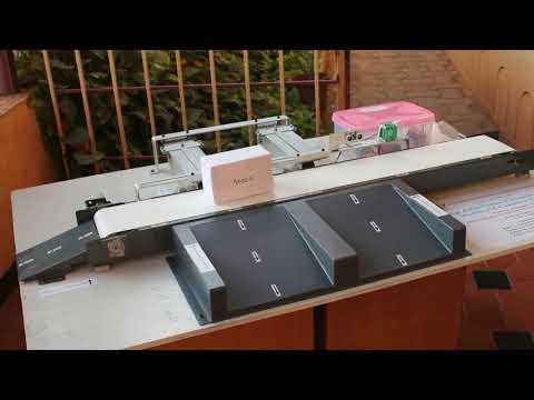Arduino Uno Sorting Machine - Industrial Production & Mechanical Engineering (BVBCET HUBLI)