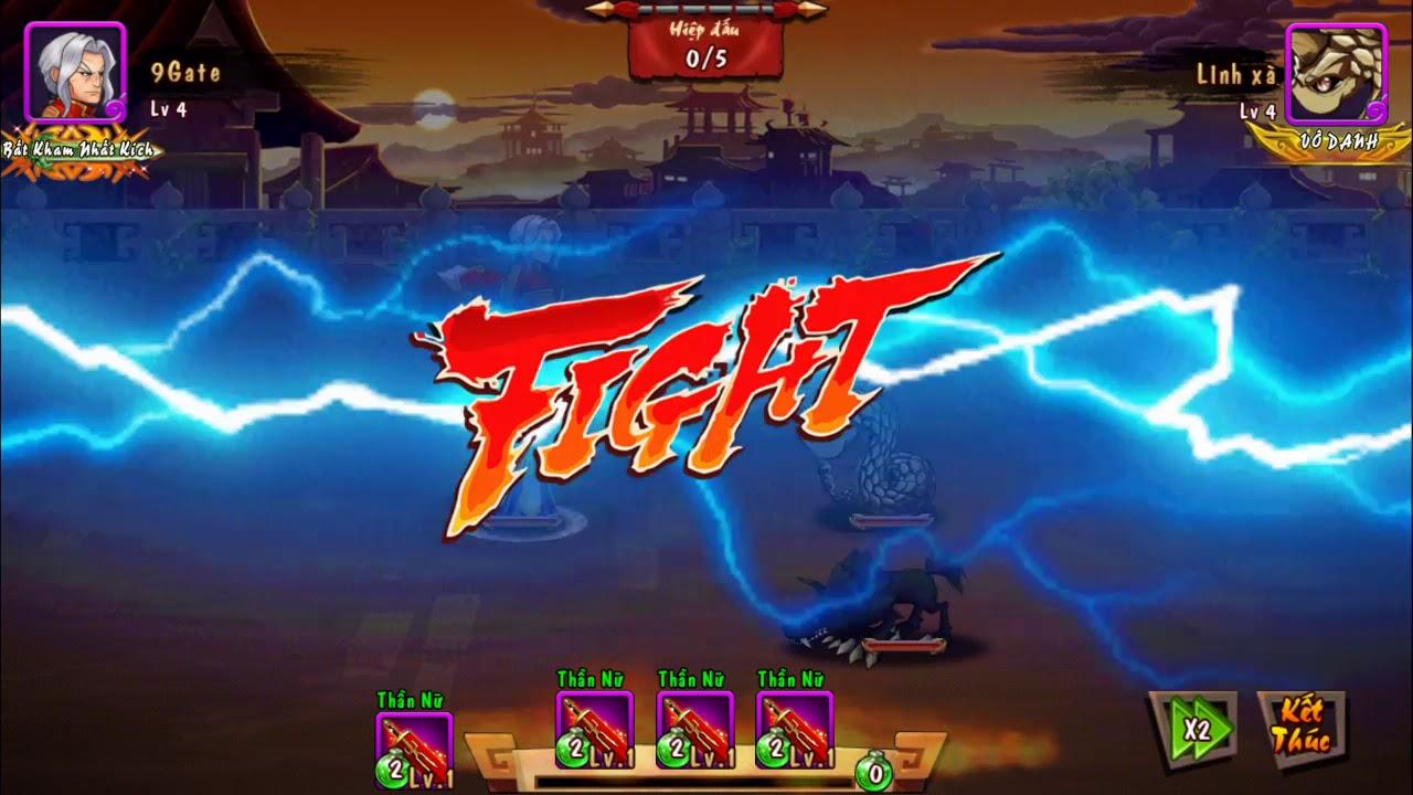 [9GATE.NET] HIỆP KHÁCH GIANG HỒ MOBILE: VIDEO TRẢI NGHIỆM GAME