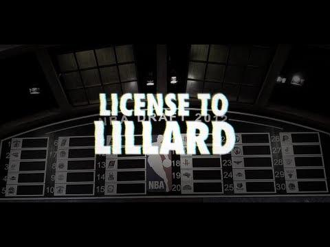 Throwback to 2012 NBA Draft -- License to Lillard, Episode 3: The Draft