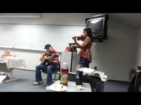 Brazilian Guys playing some Christmas songs..