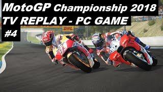 MotoGP 2018   4# JEREZ GP   TV REPLAY 50%   PC GAME MOD 2018