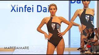 ACCADEMIA ITALIANA   XINFEI DAI Spring Summer 2018 Maredamare 2017 Florence   Fashion Channel