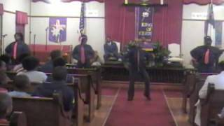 """Waging War"" (CeCe Winans)  Praise Dance"