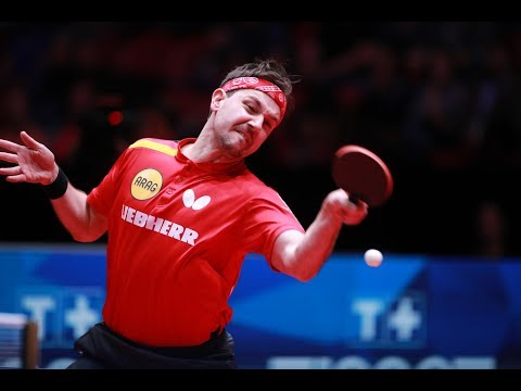 Timo Boll vs Ruwen Filus | German League 2018/2019