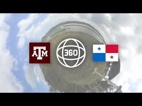 PANAMA CANAL  Beyond Texas 360 VR