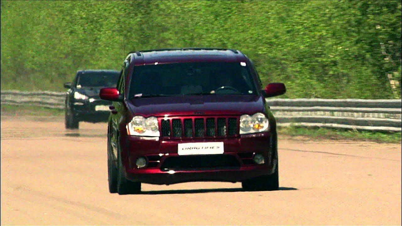 Jeep Srt 8 Vs Ford Mustang Vs Porsche 911 Turbo Vs Porsche Cayenne Vs Bmw X6m Youtube