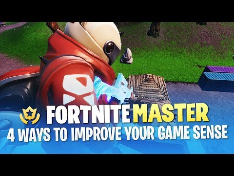 4 Ways to Improve Your Game Sense and Decision Making (Fortnite Battle Royale)