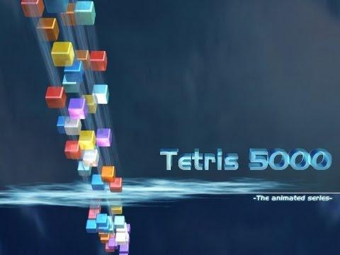 Tetris 8 (PC) - [Tetris 5000] - просто играем в тетрис - финальное видео!.