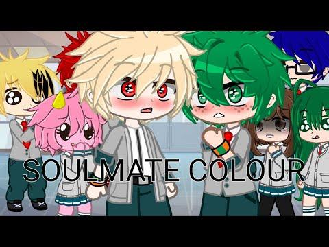 Soulmate Colour/meme/longer version/Bakudeku🧡💚/