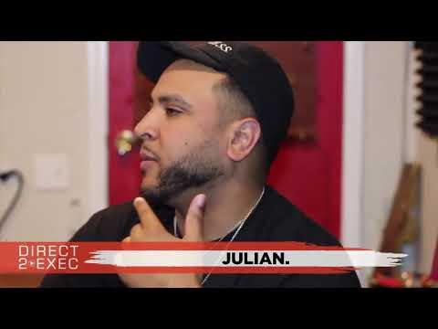 JULiAN. Performs at Direct 2 Exec Denver 4/20/18 -  Warner Music Group